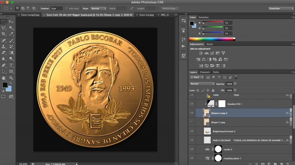 Escobar Coin